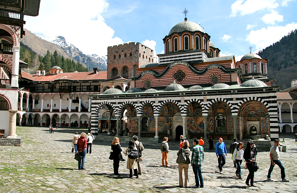 culture and history tour of bulgaria
