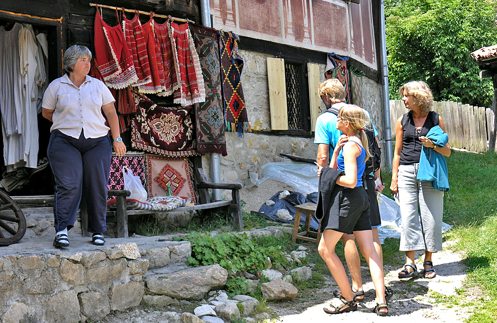 culture and history tour of bulgaria, koprivshtitsa