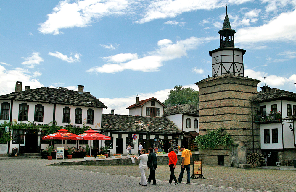 culture and history tour of bulgaria, tryavna