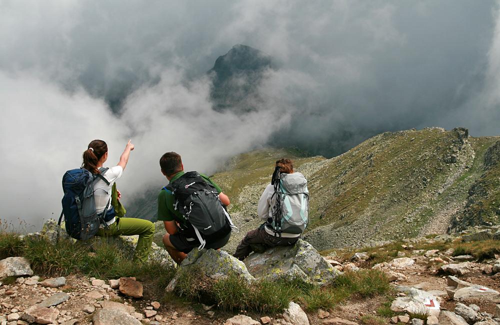 scary lake and malyovitsa peak hiking trek, bulgaria